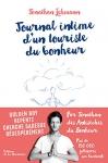 """Couverture du livre : """"Journal intime d'un touriste du bonheur"""""""