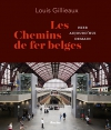 """Couverture du livre : """"Les chemins de fer belges"""""""