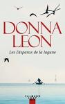 """Couverture du livre : """"Les disparus de la lagune"""""""
