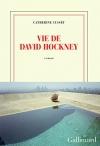 """Couverture du livre : """"Vie de David Hockney"""""""