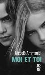 """Couverture du livre : """"Moi et toi"""""""