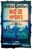 """Couverture du livre : """"Nid de vipères"""""""