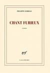 """Couverture du livre : """"Chant furieux"""""""