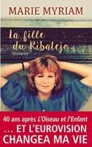 """Couverture du livre : """"La fille du Ribatejo"""""""