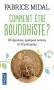 """Couverture du livre : """"Comment être bouddhiste ?"""""""