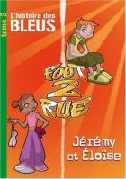 """Couverture du livre : """"L'histoire des bleus"""""""