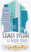 """Couverture du livre : """"La maison Golden"""""""