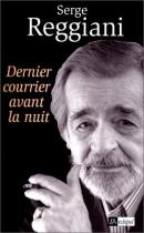 """Couverture du livre : """"Dernier courrier avant la nuit"""""""