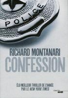 """Couverture du livre : """"Confession"""""""