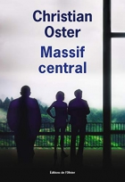 """Couverture du livre : """"Massif central"""""""