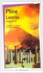 """Couverture du livre : """"Lettres"""""""