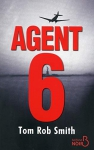 """Couverture du livre : """"Agent 6"""""""