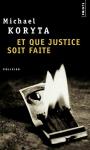 """Couverture du livre : """"Et que justice soit faite"""""""