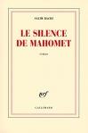 """Couverture du livre : """"Le silence de Mahomet"""""""