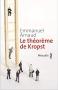 """Couverture du livre : """"Le théorème de Kropst"""""""