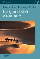 """Couverture du livre : """"Le grand vizir de la nuit"""""""