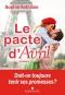 """Couverture du livre : """"Le pacte d'Avril"""""""