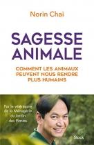 """Couverture du livre : """"Sagesse animale"""""""
