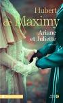 """Couverture du livre : """"Ariane et Juliette"""""""