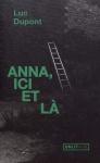 """Couverture du livre : """"Anna, ici et là"""""""