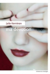 """Couverture du livre : """"Ma dévotion"""""""
