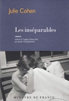 """Couverture du livre : """"Les inséparables"""""""