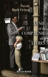 """Couverture du livre : """"La compagnie des livres"""""""