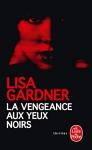 """Couverture du livre : """"La vengeance aux yeux noirs"""""""