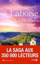"""Couverture du livre : """"L'héritier du secret"""""""