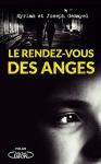 """Couverture du livre : """"Le rendez-vous des anges"""""""