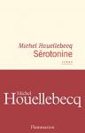 """Couverture du livre : """"Sérotonine"""""""