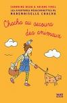 """Couverture du livre : """"Chacha au secours des animaux"""""""