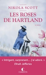 """Couverture du livre : """"Les roses de Hartland"""""""