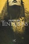 """Couverture du livre : """"Tentations"""""""