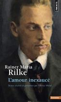 """Couverture du livre : """"L'amour inexaucé"""""""