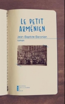 """Couverture du livre : """"Le petit Arménien"""""""