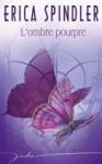 """Couverture du livre : """"L'ombre pourpre"""""""