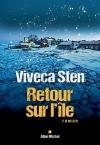 """Couverture du livre : """"Retour sur l'île"""""""