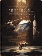 """Couverture du livre : """"Armstrong"""""""