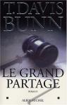 """Couverture du livre : """"Le grand partage"""""""