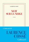 """Couverture du livre : """"Nuit sur la neige"""""""