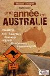 """Couverture du livre : """"Une année en Australie"""""""