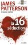 """Couverture du livre : """"La 16e séduction"""""""