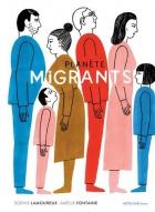 """Couverture du livre : """"Planète migrants"""""""