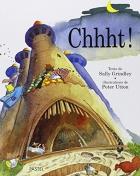 """Couverture du livre : """"Chhht !"""""""