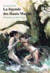 """Couverture du livre : """"La légende des Hauts Marais"""""""