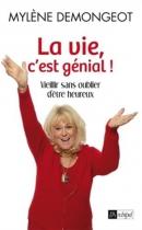 """Couverture du livre : """"La vie, c'est génial !"""""""