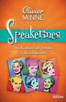"""Couverture du livre : """"Speakerines"""""""