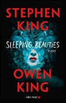 """Couverture du livre : """"Sleeping beauties"""""""