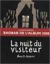 """Couverture du livre : """"La nuit du visiteur"""""""